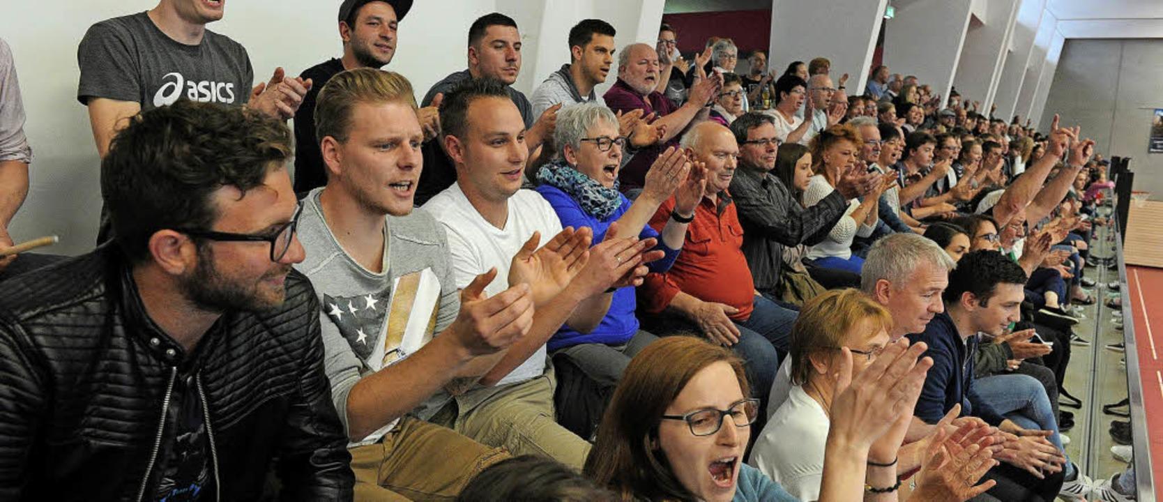 <BZ-FotoAnlauf>SV Schutterzell:</BZ-Fo... es nicht, dass die Frauen absteigen.   | Foto: Schaller Presse