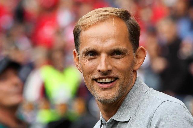 Thomas Tuchel coacht künftig Paris Saint-Germain