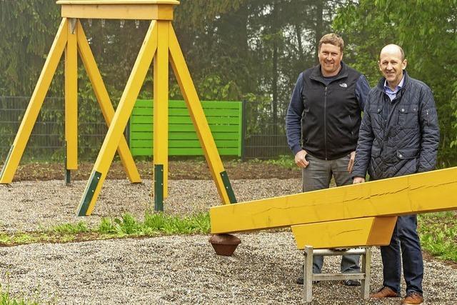 Sportverein hat Großprojekt im Visier