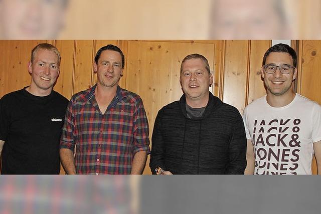 Guggenmusik hat zwei neue Ehrenmitglieder