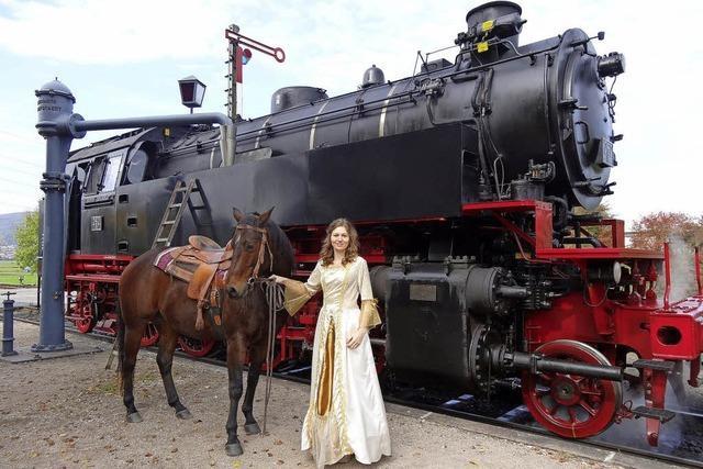 Märchenhafte Zugfahrt
