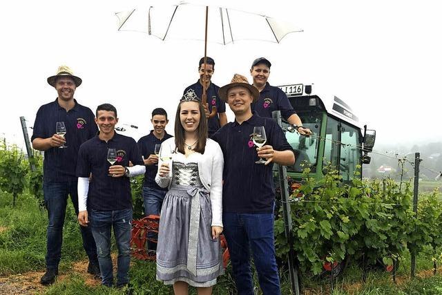 Sie sind die Zukunft des Weinbaus