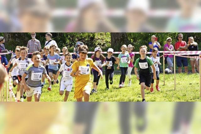 Mehr als elf Marathonläufe geschafft