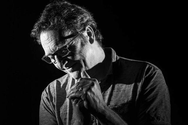 Shane Brady stellt sein neues Album in der Wodan-Halle vor