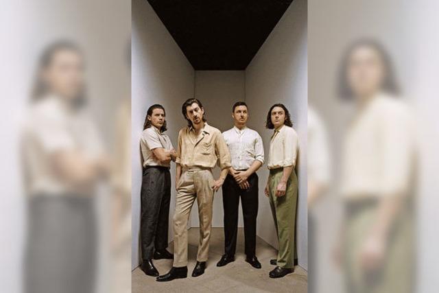 Verblüffender Richtungswechsel der Arctic Monkeys