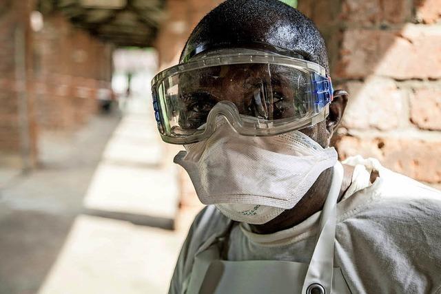 WHO wegen Ebola besorgt