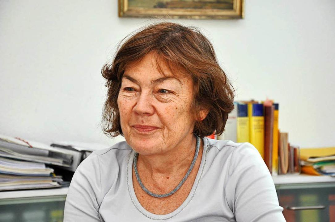 Maria Viethen  | Foto: Deborah Oefner