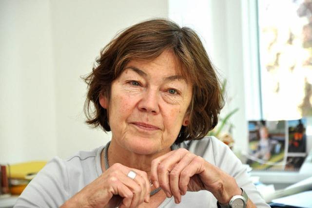 Maria Viethen nach der OB-Wahl:
