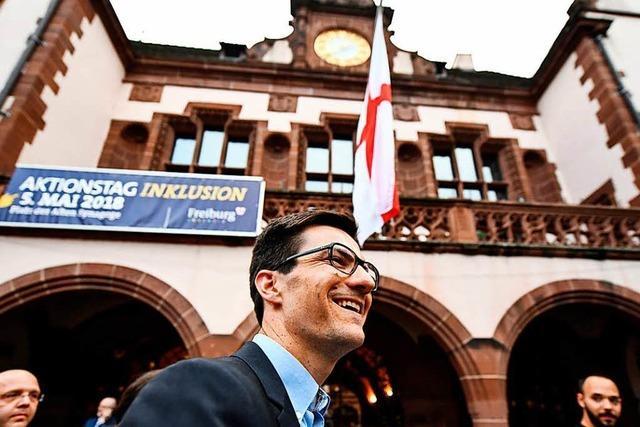 Was ändert sich mit Martin Horn im Freiburger Rathaus?