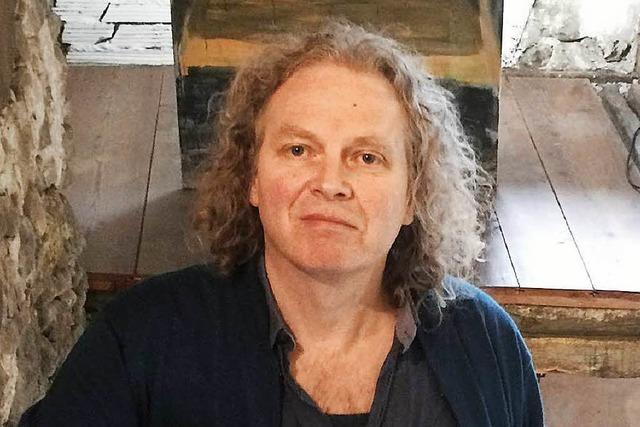 Peter Bosshart erhält den Markgräfler Kunstpreis