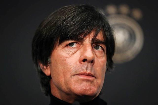 Liveblog: Bundestrainer Löw gibt den vorläufigen WM-Kader bekannt