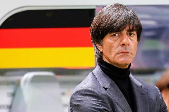 Bundestrainer Joachim Löw verlängert bis 2022