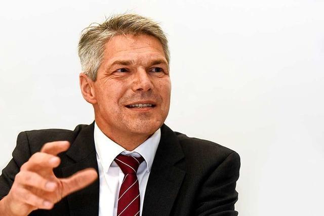 Finanzbürgermeister Breiter sichert Martin Horn seine Loyalität zu