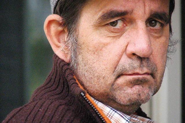 Swamp-Chef Carmelo Policicchio: