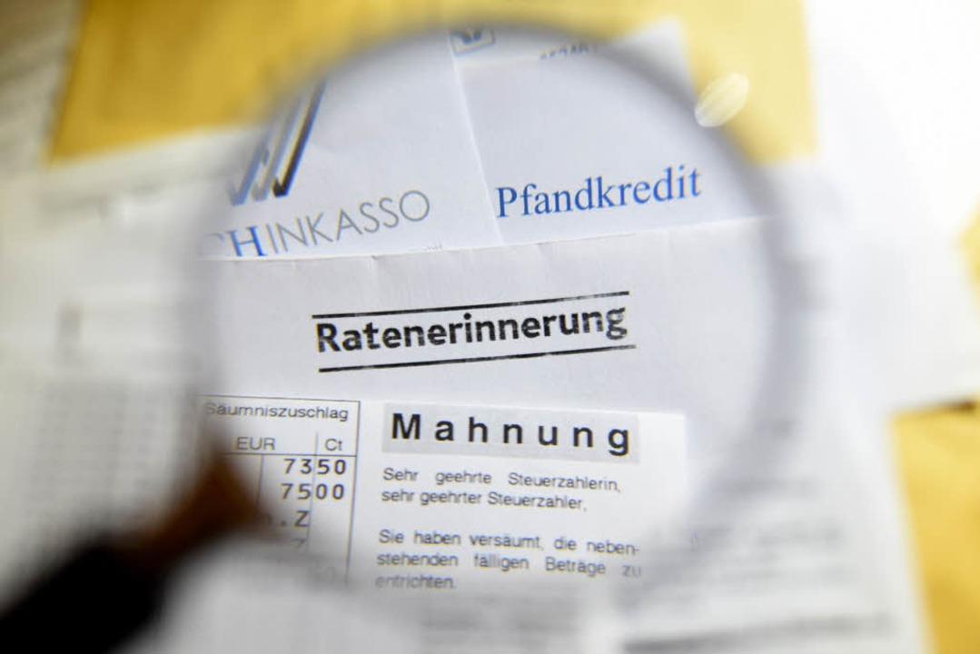 Das Rathaus Zell macht Ernst – mit einem Inkasso-Unternehmen.  | Foto: Christian Charisius