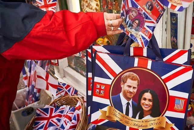 Hochzeit von Prinz Harry: Notfallpläne wie bei Naturkatastrophen
