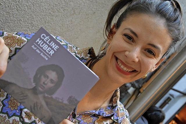 Céline Huber stellt im Nellie Nashorn in Lörrach neue CD