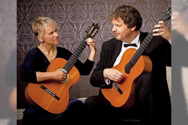 Duo Saitensprung mit Edith Lehner und Norbert Neunzling gibt am Samstag, 19. Mai, Konzert in der altkatholischen Kirche in Bad Säckingen