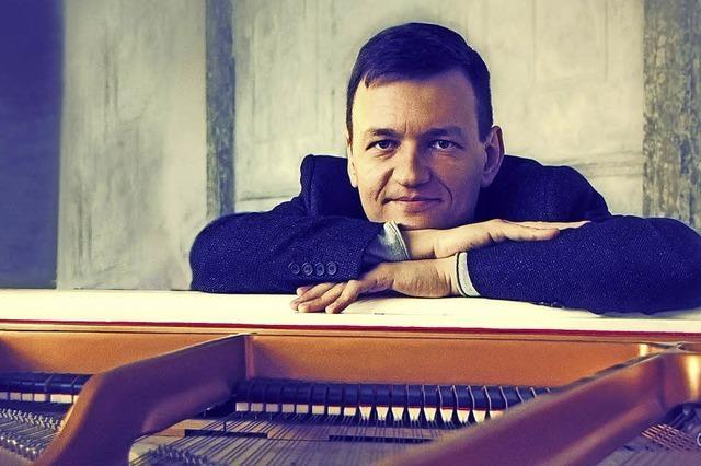 Weltklassik am Klavier in Laufen