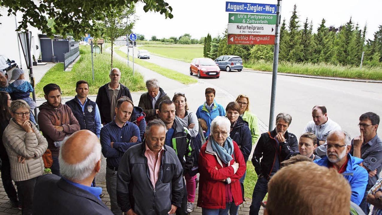 Verkehrsausschuss, Gemeinde- und Ortsc...erkehrsberuhigung längst fällig wäre.   | Foto: Michael Haberer