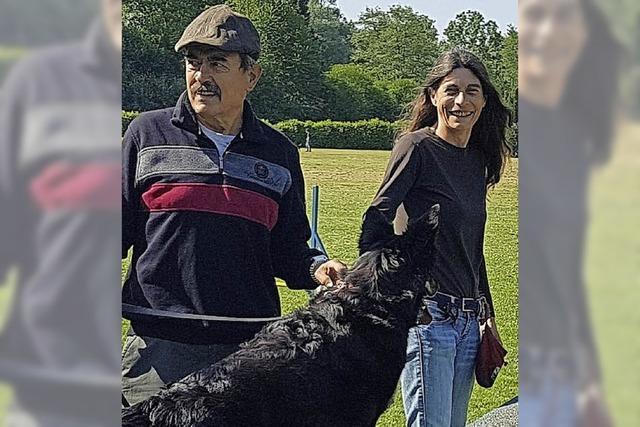 Der Hundesportverein hat eine neue Vorsitzende