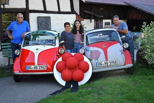Warum im August 150 BMW Isetta nach Lahr kommen