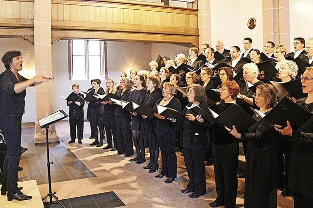 Von der Elbphilharmonie in die Eichstetter Kirche