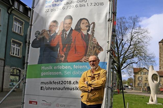 5000 Musikanten in Laufenburg