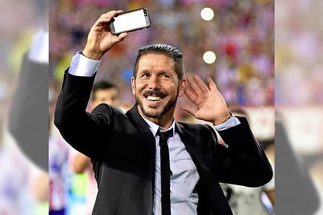 Atletico will gegen Marseille den Finalfluch brechen
