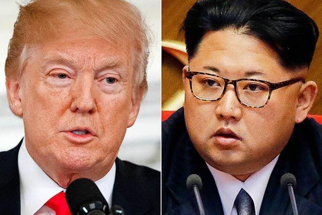 Kim droht, das geplante Gipfeltreffen mit Trump doch noch abzusagen