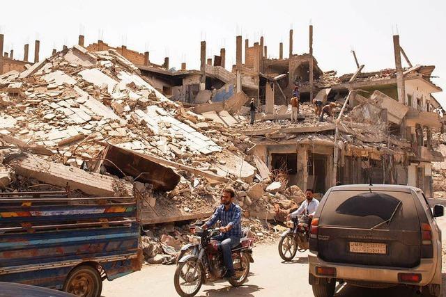 Die Furcht vor dem IS bleibt – eine Reise durch das befreite Nordsyrien