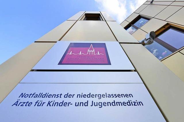 Die Freiburger Kinderklinik übernimmt nachts die Notfallpraxis für Kinder und Jugendliche