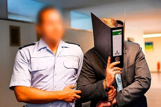 Staufener Missbrauchsfall: Bundeswehrsoldat zu acht Jahren Haft verurteilt