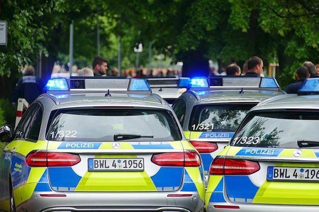 Trauerfeier in Offenburg endet mit Messerstecherei und zwei Verletzten