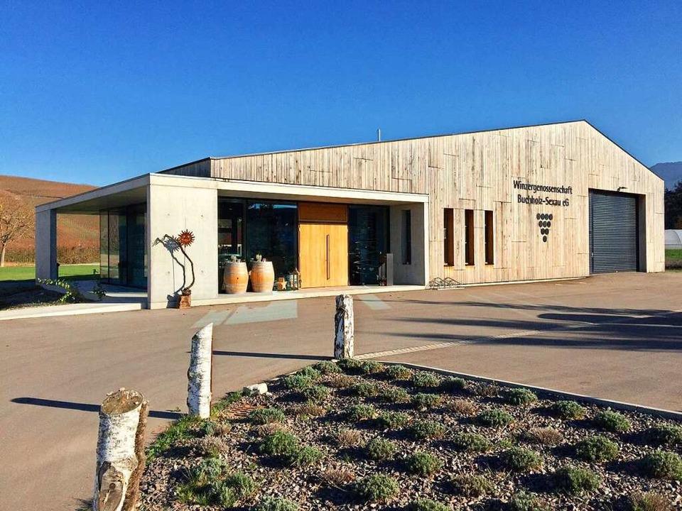 Preisgekröntes Bauwerk der WG Buchholz-Sexau  | Foto: privat