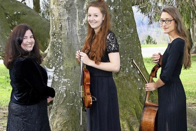 Luzerner Musikstudentinnen gestalten am Freitag, 18. Mai, Konzert im Rehmann Museum in Laufenburg/Schweiz