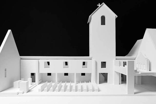 Die Kirchenrenovierung rückt näher
