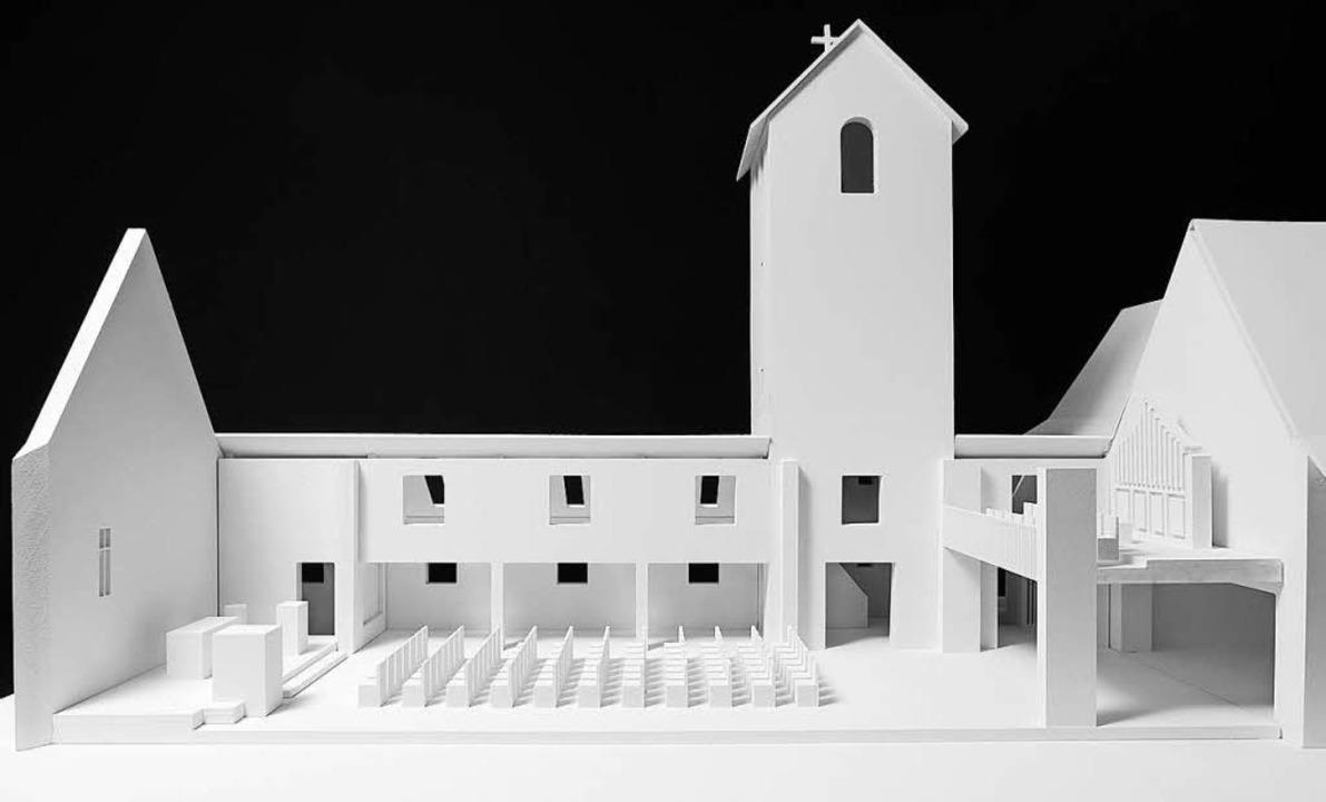 So soll die sanierte evangelische Kirche in Seelbach aussehen.  | Foto: Kirche