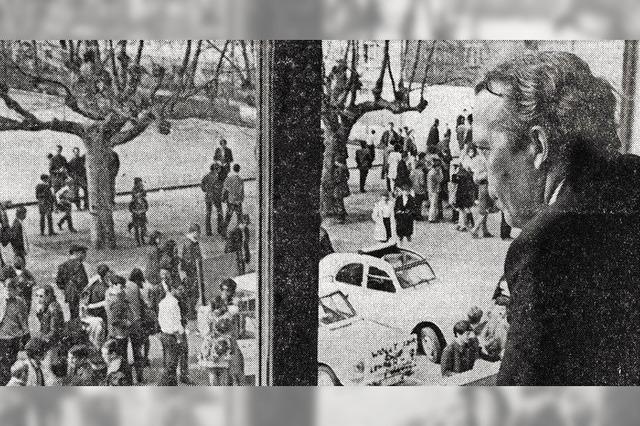Suche nach Zeitzeugen von 1968