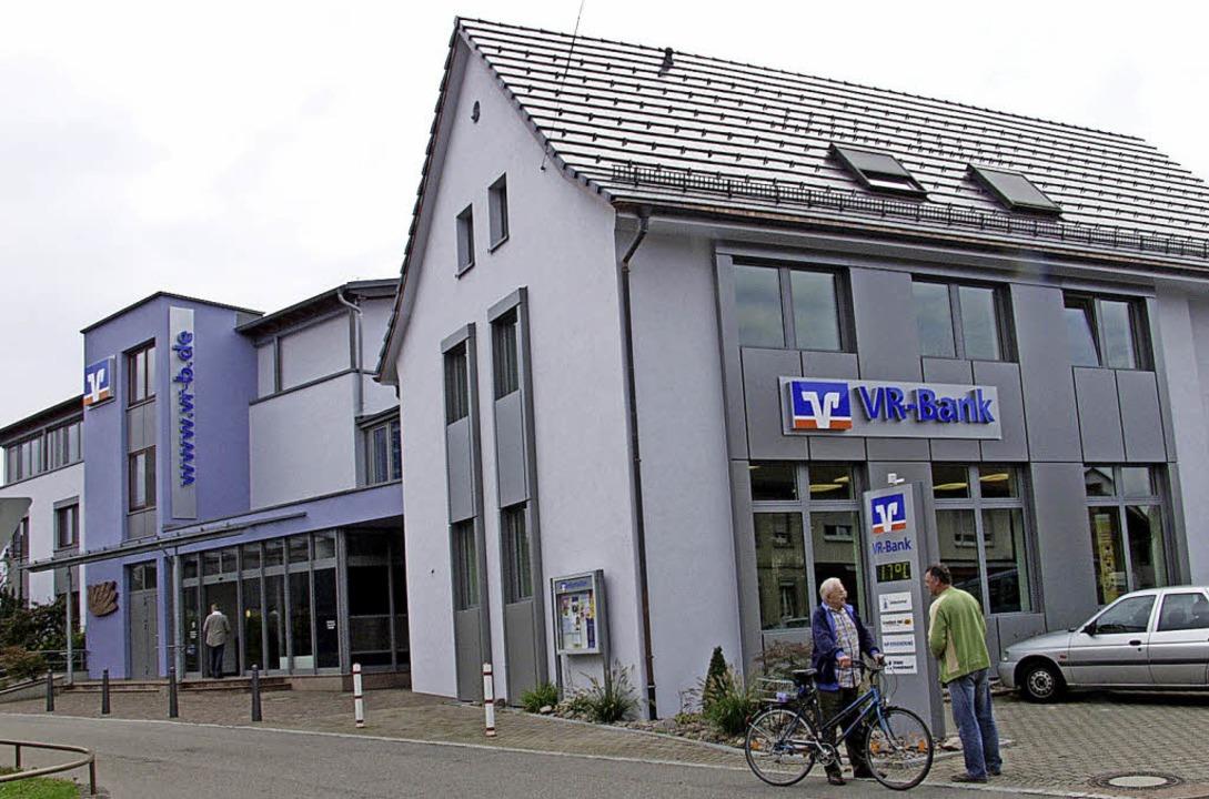 Gute Geschäftszahlen präsentierte die ...rer Vertreterversammlung am Dienstag.   | Foto: Archiv: Silke Hartenstein