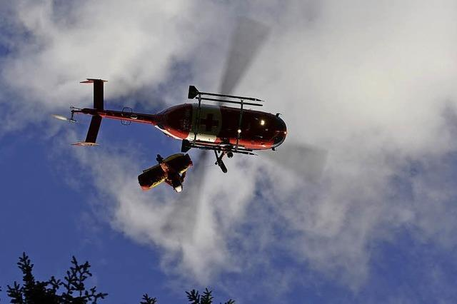Herausforderungen für die Bergwacht
