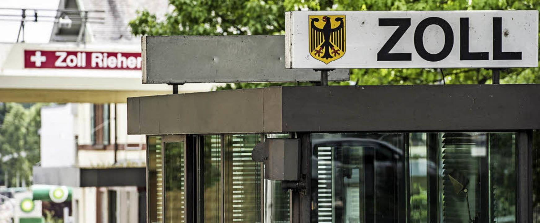 Das Zollquartier zwischen Lörrach und ... spielen kann, klärt nun eine Studie.   | Foto: Daniel Schoenen