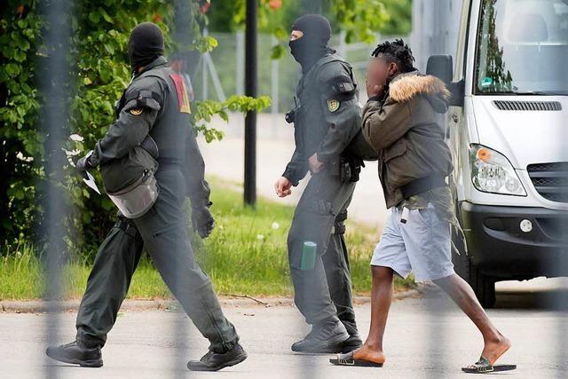 Togolese konnte nur mit Trick der Behörden abgeschoben werden