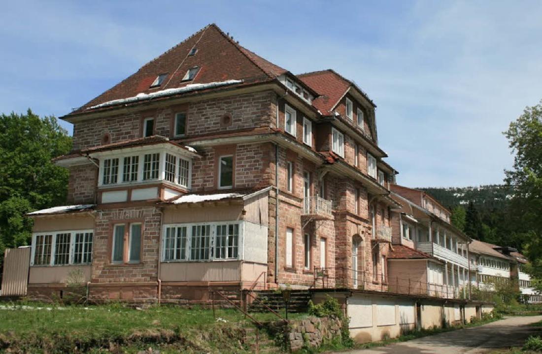 Hauptgebäude von Anima Tierwelt am Breitenbrunnen in Sasbachwalden  | Foto: Anima Tierwelt