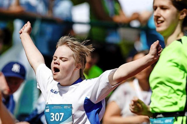 Special Olympics in Kiel