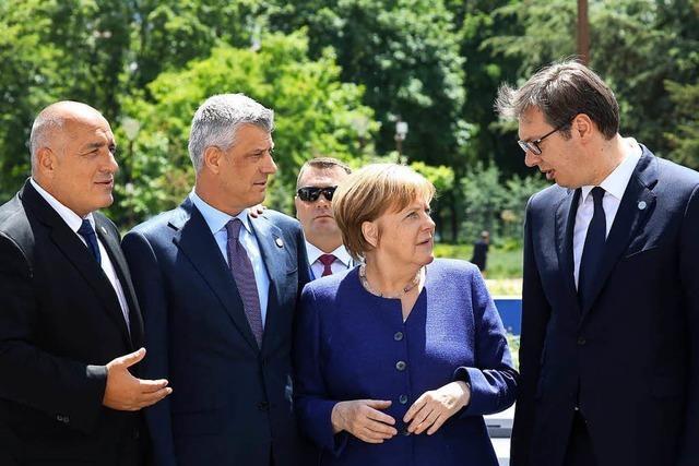 Der Balkan ist abgeschrieben