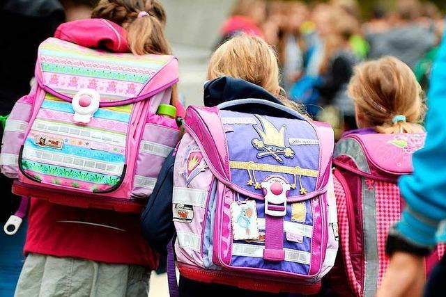 Zwei fünfte Klassen an der FES in Schopfheim – Schulcampus wird trotzdem gebaut
