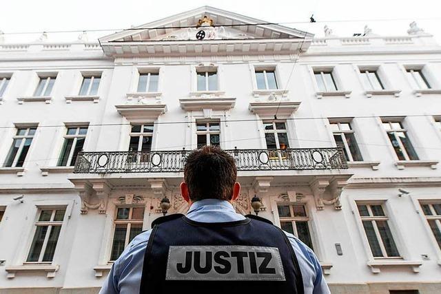 Landgericht ist nicht nur wegen Mord- und Missbrauchsprozessen am Anschlag