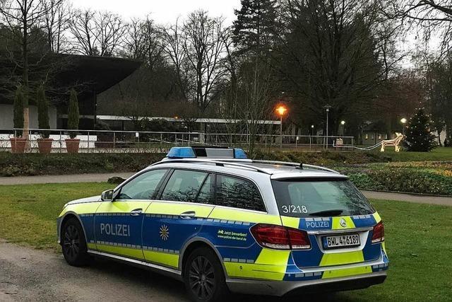 Die Polizei fahndet nach zwei Exhibitionisten