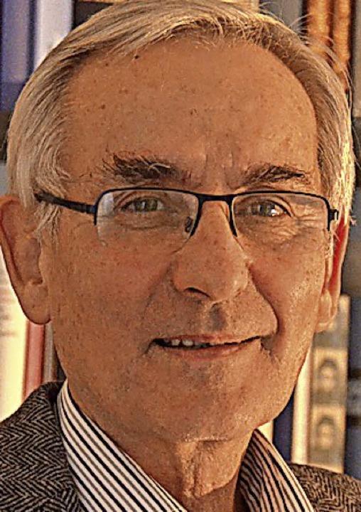 Uwe Gerber  | Foto: André Hönig